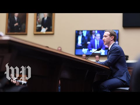 Zuckerberg's second day of questioning, in three minutes