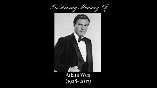 Remembering Adam West: The Bat-Life and Bat-Legacy (1928-2017)