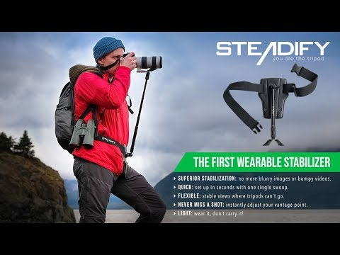 Kickstarter's Best 💡 Steadify Camera Stabilizers