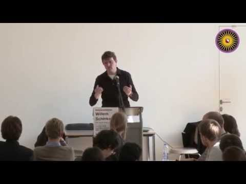 'Lunchbox Lecture' for the New University Utrecht by Willem Schinkel
