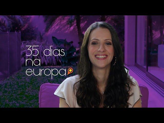 Preparativos para 35 dias na Europa com bebê