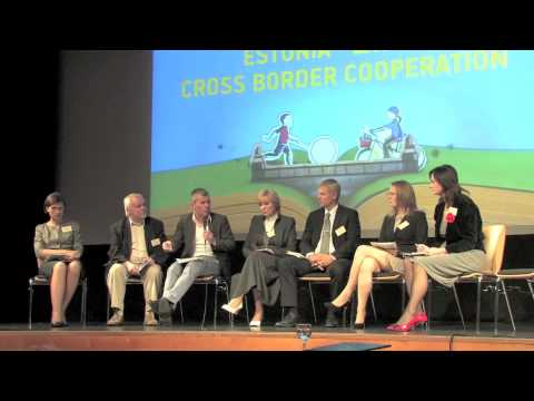 The Future of Estonia - Latvia Cross-Border Cooperation, Part 1