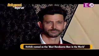 5 Most Handsome       Hrithik Roshan
