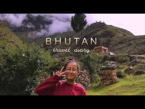 TRAVEL DIARIES||BHUTAN: Land of the Thunder Dragon ||