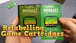 Relabelling and Restoring Cartridge Games thumbnail