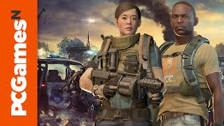 The Division 2 - 11 minutes of Survivalist and Demolitionist gameplay in 4K | E3 2018