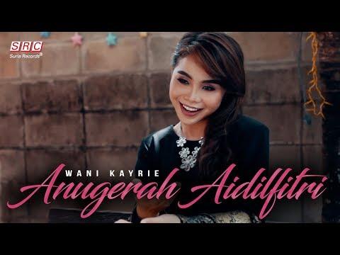 Anugerah Aidilfitri - Siti Nurhaliza (Cover by Wani Kayrie)