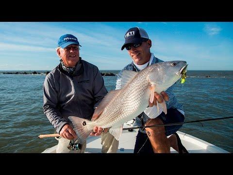 Reel Time Florida Sportsman - Amelia Island Redfish and Trout - Season 4, Episode 7 - RTFS