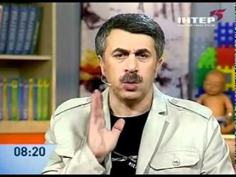 Дети и увлажнители воздуха - Доктор Комаровский - Интер