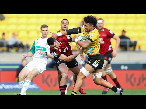 2020 Super Rugby Aotearoa Round Two: Hurricanes Vs Crusaders