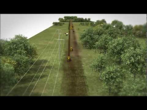 BGE Natural Gas Pipeline Project