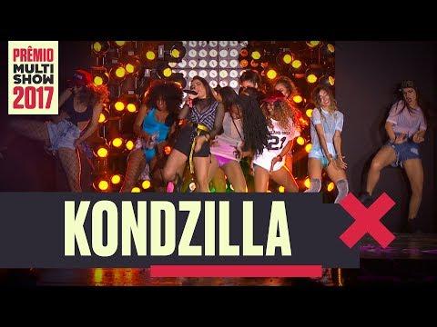 Kondzilla  Kevinho + Kekel + Bin Laden + Dani Russo + Guimê  Funk Medley  Prêmio Multishow