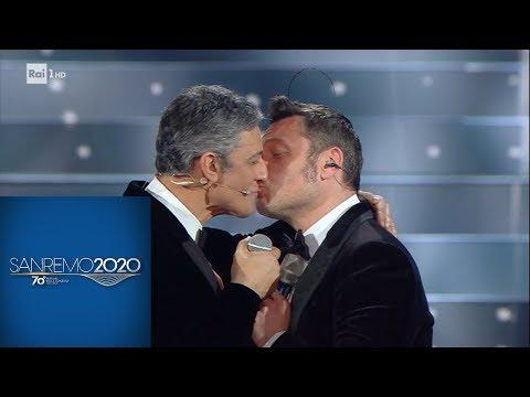 Sanremo 2020 - Tiziano Ferro e Fiorello: Finalmente tu