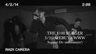 The $100 burger https://twitter.com/hundredburger1?lang=ja G:kono(t...