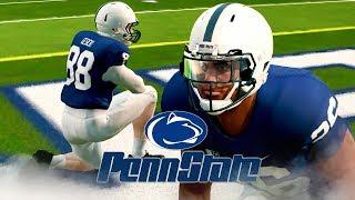 NCAA Football 19? 🏈| #6 Penn State vs. #13 LSU | The Crazy Insane Ending!!!