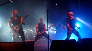 Omnium Gatherum - Be The Sky/In the Rim (live in Athens 2019)