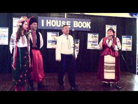 Ukrainian song. Marusya, raz, dva, try, kalina...