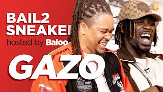 GAZO - Bail 2 Sneakers