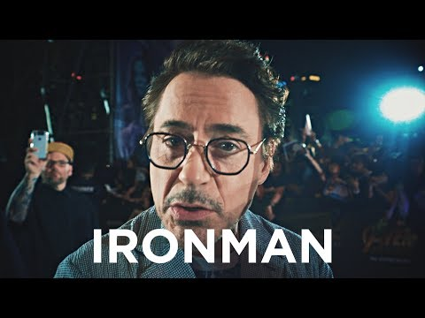 TO INDONESIA FROM ROBERT DOWNEY JR.