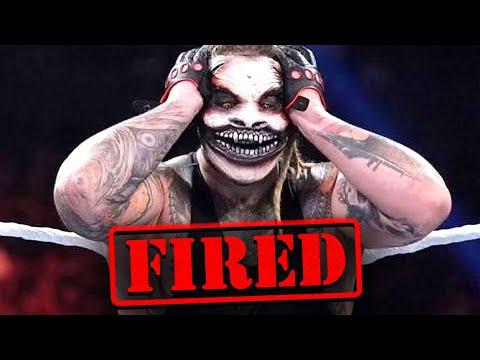 BREAKING: WWE Fires Bray Wyatt…Wrestling News