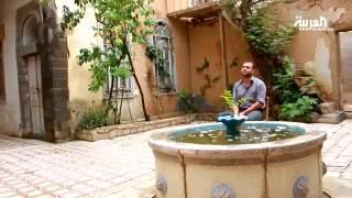 """""""أبو ماهر صالح"""" شاب يمتلك صوت جميل معروف في الغوطة الشرقية بريف دمشق"""