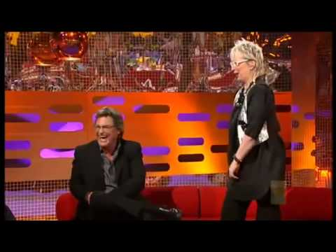 The Graham Norton Show 2009 S5x12 Jenny Eclair, Kurt Russell Part 1. YouTube