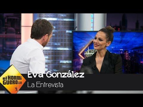 Eva González explica cómo les ha cambiado la vida con la llegada de su hijo - El Hormiguero 3.0