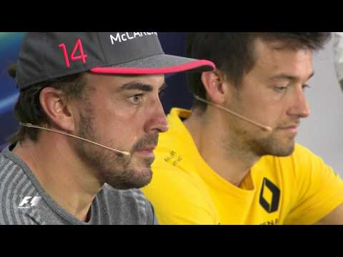 2017 Bahrain Grand Prix: Pre-Race Press Conference Highlights