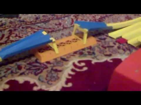 Matchbox Superfast Track Rennbahn Beschleuniger 1