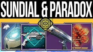 Destiny 2 | How to Get SUNDIAL LOOT! Saint-14 Quest, NEW Perfect Paradox & Obelisk's Explained!