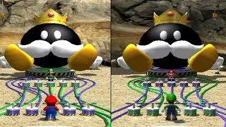 Mario Party 8 - All Lucky Minigames