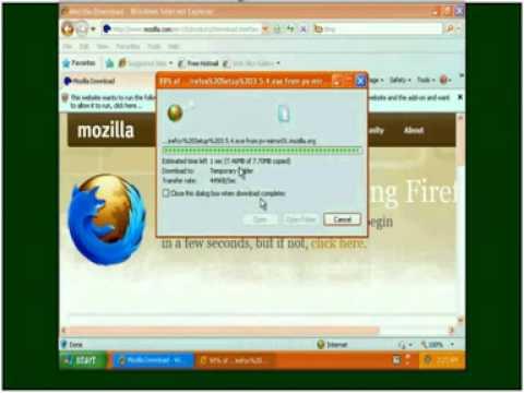 Mozilla firefox shuud tatah