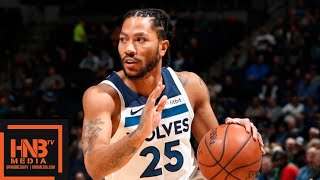 Minnesota Timberwolves vs Sacramento Kings Full Game Highlights | Feb 25, 2018-19 NBA Season