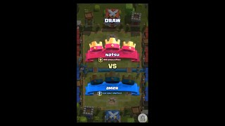 Clash royal 2X win?!?