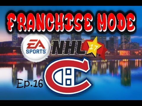 Montreal Canadiens Franchise Mode Ep. 16 | Falling Short Of Expectations | NHL 17