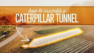 Caterpillar Tunnel Assembly Video