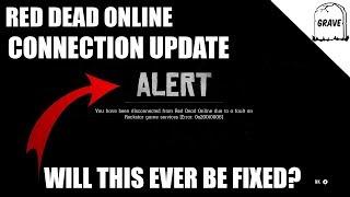 Error Code Red Dead Online