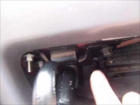 2004 Jeep Liberty Tow Hooks Installation YouTube
