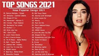 เพลงสากล 2021 🌹รวมเพลงสากล 2021 🌹 เพลงสากลเพราะๆ ฟังสบายๆ 2021 สากลเพราะๆ