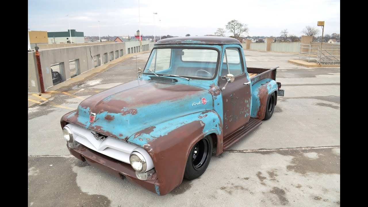 1955 Ford F100 \