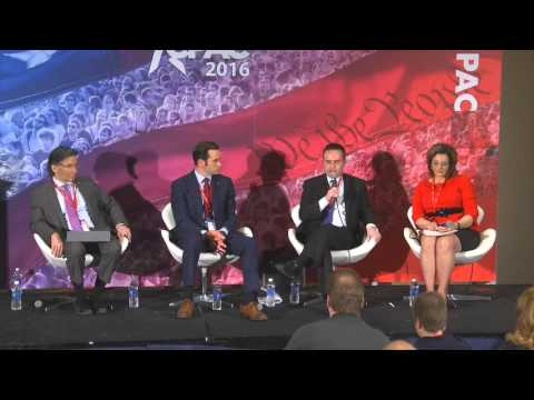 CPAC 2016: Europe In Chaos