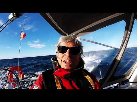 Episode 21: 560 NM Sailboat Delivery and Garmin InReach At-Sea Test