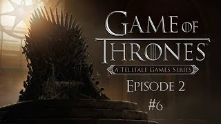 Let´s Play Game of Thrones - A Telltale Games Series Episode 2 [HD][PC] #006 - Abschied