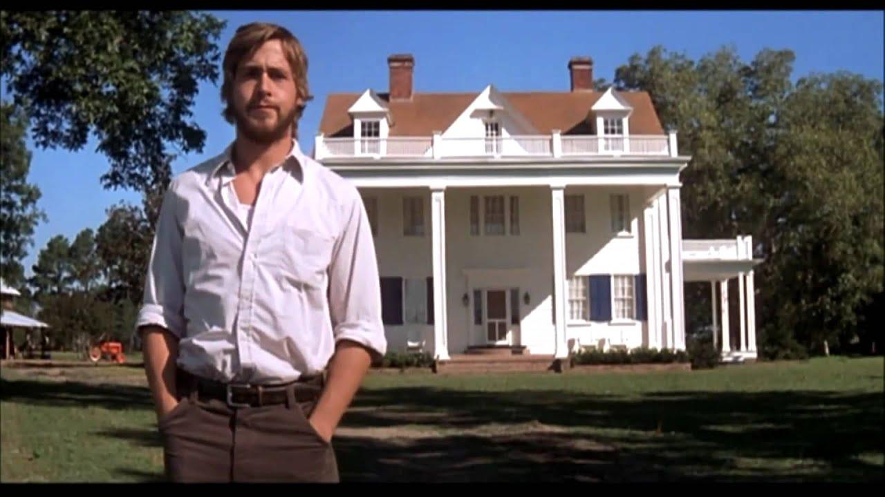 Diário de Uma Paixão (The Notebook) - Trailer do Filme ... Ryan Gosling Notebook