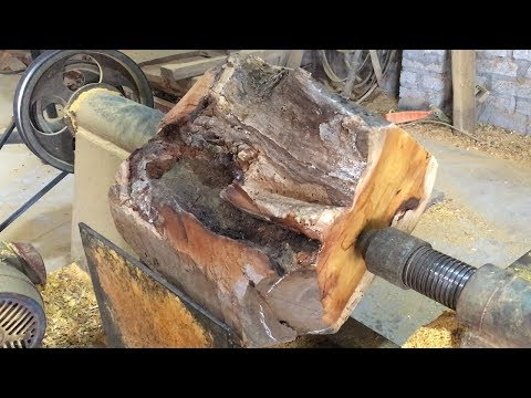 Awesome World's Wood Lathe Work // Creative Skills And Finished Products Of Woodturning Art