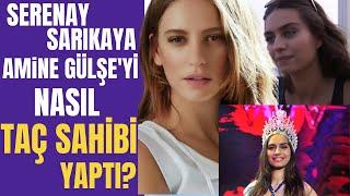 2014 Türkiye Güzeli Amine Gülşe İle Keyifli Bir Sohbet