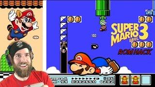 The BEST LEVEL YET!   Kamikaze Mario Bros. 3 [#08]