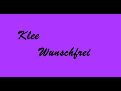 Wunschfrei-Klee