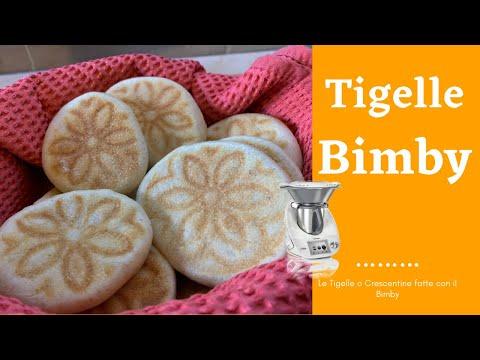 Tigelle Bimby / Crescentine Bimby