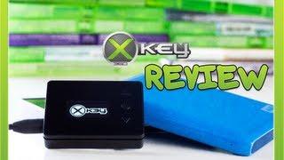xK3Y (xkey) setup and review (Free Xbox360 Games!)